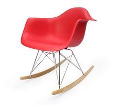Amazon.com: MODIKIN Shell Rocker (Red): Home & Kitchen