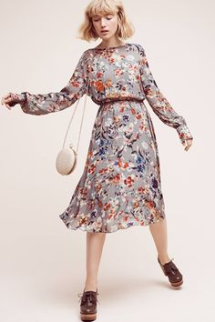 Shop the Marcher Midi Dress and more Anthropologie at Anthropologie today. Read customer reviews, discover product details and more.