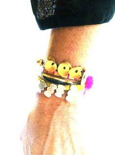 caterina anesti Charmed, Bracelets, Jewelry, Fashion, Bijoux, Moda, Jewlery, Fashion Styles, Schmuck
