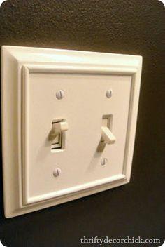 Light Switch Bling