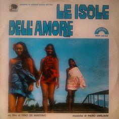 Piero Umiliani: Le isole dell'amore