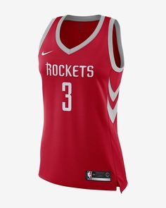 be865039fcf ... discount customized white adidas women tailored fit design nba home  swingman houston rockets jerseys houston rockets
