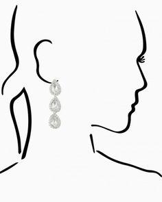 Gorgeous Gala Earrings
