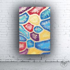 Hey, I found this really awesome Etsy listing at https://www.etsy.com/ca/listing/218128423/basemint-painting-abstract-art-original