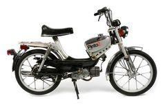 trader Vintage moped