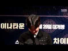 150428 차이나타운 라이브톡 시작인사 박보검 Parkbogum