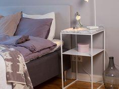 Sängbord Hyllplan