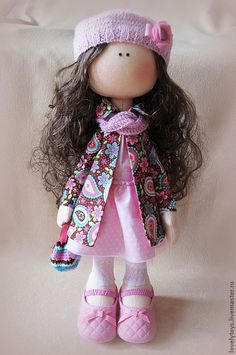 Emma..I need to make this doll for my great grand daughter