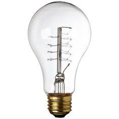 Edison Style 60 Watt Medium Base Light Bulb