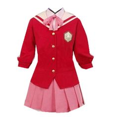 The World God Only Knows Elsie cosplay costume >>> Click image for more…