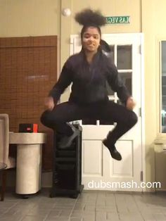 I need to work on getting higher [Video] Dance Memes, Dance Humor, Dance Music Videos, Dance Choreography Videos, Music Mood, Mood Songs, Funny Dancing Gif, Dance Sing, People Dancing