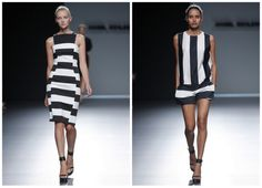 Stripes are hot this season- 2013 summer collection