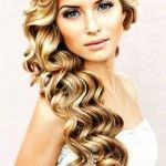 Bridesmaids Hairstyles For Long Hair Down
