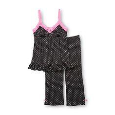 f76de717b5 Joe Boxer Women s Pajamas - Hearts Summer Pajamas