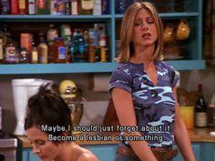 Rachel Green on Friends