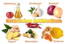 Natürliches Antibiotikum – Mit einfachen Mitteln selbst hergestellt (Rezept)