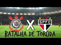 Comparação de Torcidas - Corinthians x São Paulo