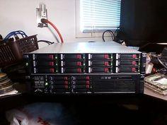 HP DL380 & HP Storage Works MSA2012SA Raid Array