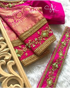 Cutwork Blouse Designs, Best Blouse Designs, Wedding Saree Blouse Designs, Simple Blouse Designs, Stylish Blouse Design, Hand Embroidery Design Patterns, Hand Work Blouse Design, Maggam Work Designs, Bellisima