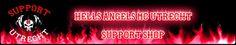 Support Shop Hells Angels MC Utrecht