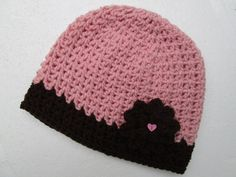 Youth to Teen hats Crochet Hat Chunky hat winter by Ritaknitsall