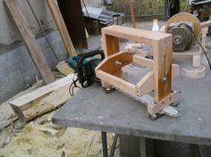 ❧ Mini mill (Приспособление к цепной электропиле)