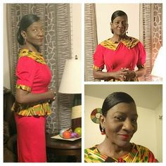 Sew Virtuous Designs Africa Style, Kitenge, Africa Fashion, African Dress, Dress Fashion, Warehouse, Chiffon, Sewing, Celebrities