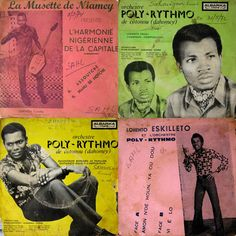 African record covers.