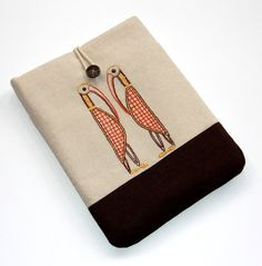 iPad Cover  10 inch Tablet Sleeve Father's Day by HandmadeCovers, $22.50