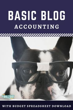 Accounting tips for bloggers: Yes, there is such a thing. Get the tips here and conquer your blogging tax fears!