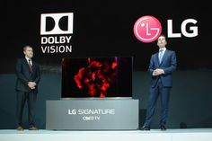 Dolby Vision Technology in LG TV's and various Cinema and Home Releases #DolbyVision #CES2016