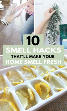 Want your home to smell good all the time? Here are 10 DIY home smell hacks that'll keep your home smelling good without breaking the bank. Diy Rustic Decor, Easy Craft Projects, Project Ideas, House Smells, House Smell Good, Home Hacks, Hacks Diy, Easy Diy Crafts, Clean House