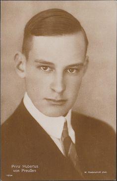 Prinz Hubertus von Preussen