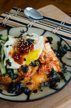 Kimchi Bokeumbop 김치볶음밥