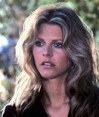 Lindsey Wagner;The Bionic Woman - I wanted to be Jamie Somers. :)