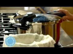 Pressure Cooker Cooking Tip | Martha Stewart's Cooking School