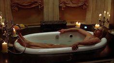 Eric in Bill's Jacuzzi Tub, Master Bathroom, lol.