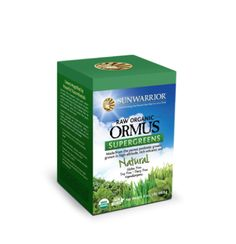 Sunwarrior - Ormus Greens Natural - 8 oz (.5lb) 226.8g