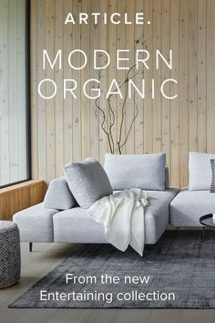 Modern Organic Collection Everyone's invited. Natural materials and light colors make a space feel welcoming. Shop the Modern Organic collection. Cream Living Rooms, Indian Living Rooms, Cozy Living Rooms, Living Room Chairs, Small Space Living Room, Small Room Bedroom, Bedroom Decor, Burnt Orange Living Room Decor, Living Room Panelling