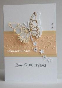 blog.karten-kunst.de - Schmetterlingsgrüße No.2