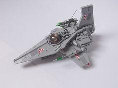 "BCS Starfighter ""Sagar YRF1"" by stenertje http://flic.kr/p/bVbf1b"