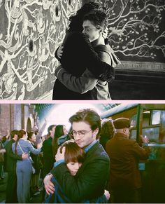 Harry got to be the dad James, Remus, and Sirius never did. Cue the sobs.