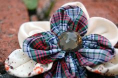 Autumn Days - Forget Me Not Flower Pin by Marang Studios, via Flickr