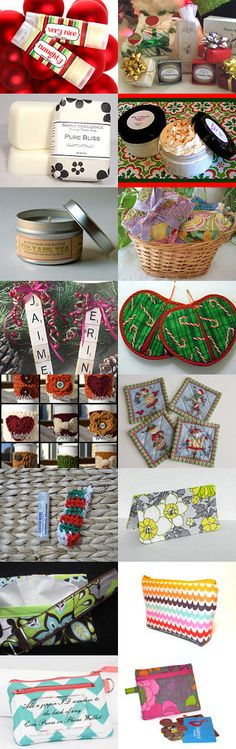 Secret Santa Gift Ideas $12