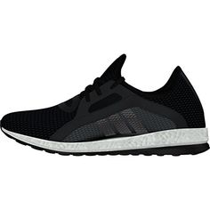 adidas Performance Womens Pureboost X Running Shoe BlackBlackSolid Grey 9 M US * Click image to review more details.