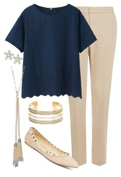 """""""Teacher Outfits on a Teacher's Budget 208"""" by allij28 ❤ liked on Polyvore featuring Lydell NYC, Monsoon, Uniqlo, River Island, Stella + Ruby and Wild Diva"""