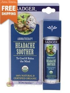 Headache Soother .60 oz Stick: Headache Soother .60oz To Cool
