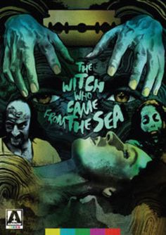The Witch Who Came from the Sea (DVD, 2017) Arrow Video Special Edition *SEALED*