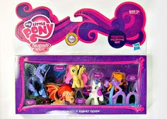 My Little Pony Friendship is Magic - Elements of Harmony Friends
