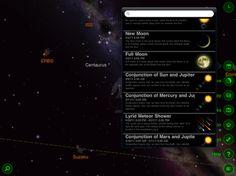 Star Walk, iPad version